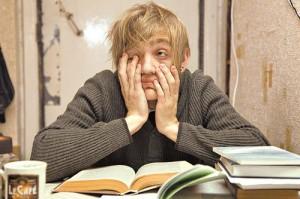 Недосып студентов из-за СМС