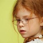 Близорукость у детей