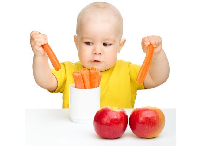 Анемия у грудных детей до года